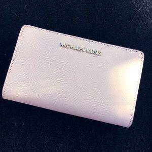 Michael Kors Bags - Michael Kors Jet Set Travel Slim Bifold Wallet